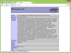 phpVersionInfo